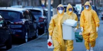 ألمانيا تسجل 165674 حالة إصابة بفيروس كورونا