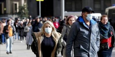 روسيا تُسجل 183 وفاة و8987 إصابة جديدة بفيروس كورونا