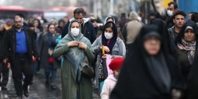 إيران تُسجل 75 وفاة و2369 إصابة جديدة بفيروس كورونا