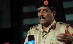 الجيش الوطني الليبي: مصرون على استئصال مرتزقة تركيا من كافة أرجاء ليبيا