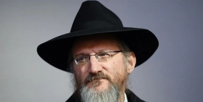 تعافي كبير الحاخامات اليهود في روسيا من كورونا