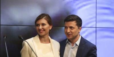أوكرانيا تُعلن إصابة السيدة الأولى بفيروس كورونا