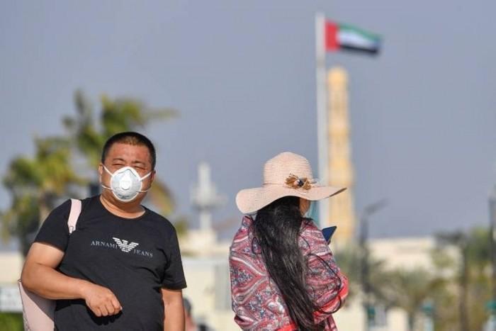 الإمارات تُسجل وفاة واحدة و513 إصابة جديدة بفيروس كورونا