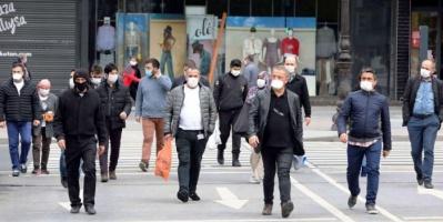 تركيا تُسجل 1195 إصابة جديدة بكورونا