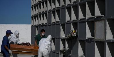البرازيل الثانية عالميًا في عدد ضحايا كورونا