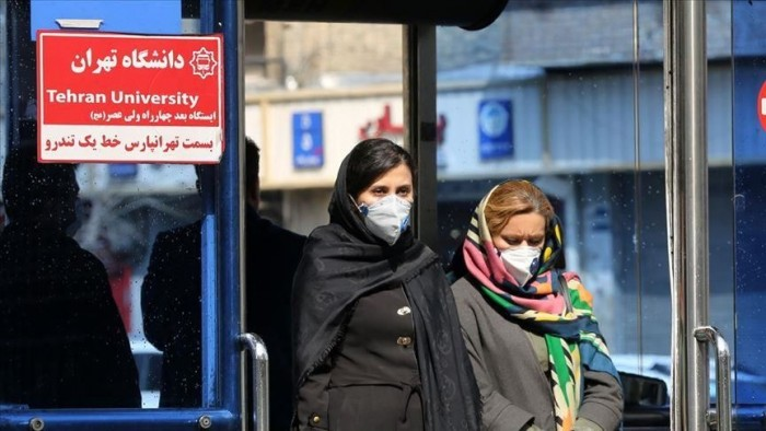 إيران تُسجل 71 وفاة و2410 إصابة جديدة بفيروس كورونا
