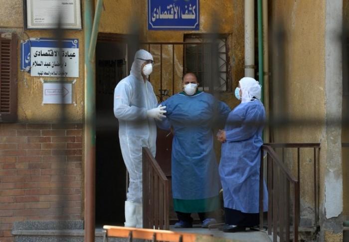 مصر تُسجل 91 وفاة و1618 إصابة جديدة بفيروس كورونا