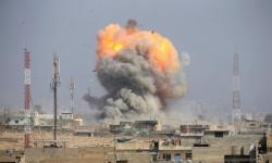 قصف إيراني تركي متواصل على أهداف كردية بالعراق