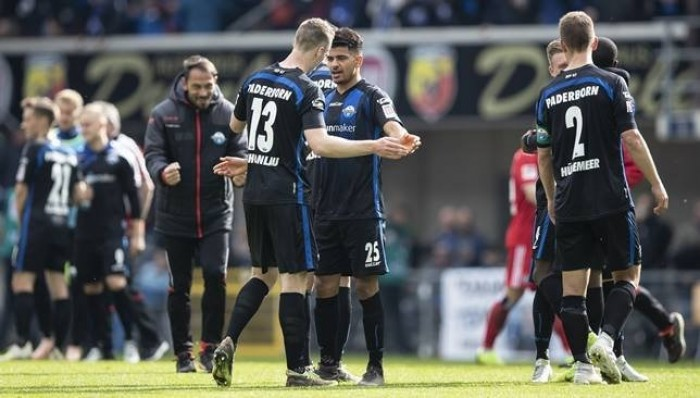 تراجع بادربورن في الدوري الألماني بعد خسارته أمام يونيون برلين
