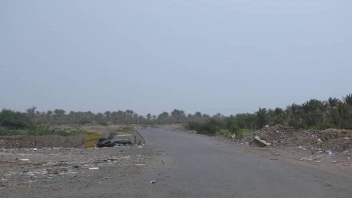 المدفعية الحوثية تقصف الفازة بقذائف الهاون