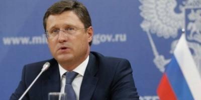 """أبرز ما ورد في تصريحات وزير الطاقة الروسي عن """"النفط"""" لتلفزيون بلومبرج"""