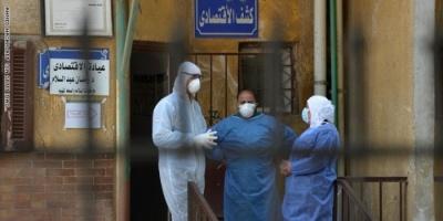 مصر تُسجل 84 وفاة و1363 إصابة جديدة بكورونا