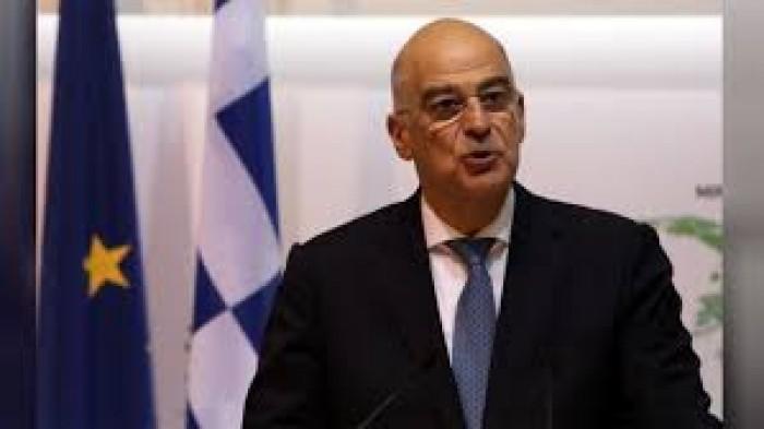 وزير الخارجية اليوناني يصل القاهرة ويلتقي السيسي