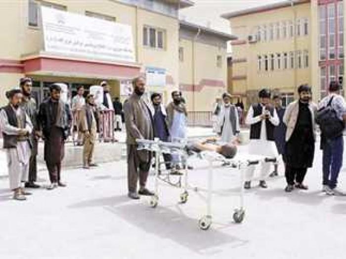 مقتل 7 طلاب إثر وقوع انفجار بإحدى المدارس الأفغانية