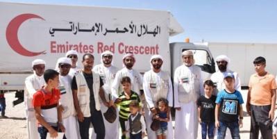 في يومهم العالمي.. جائحة كورونا لم تقصي الإمارات عن إنسانيتها في دعم اللائجين