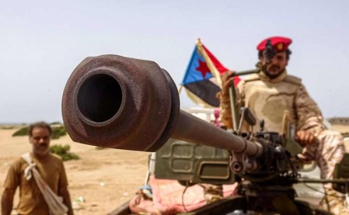 هجوم مضاد على مواقع مليشيا الإخوان بشقرة