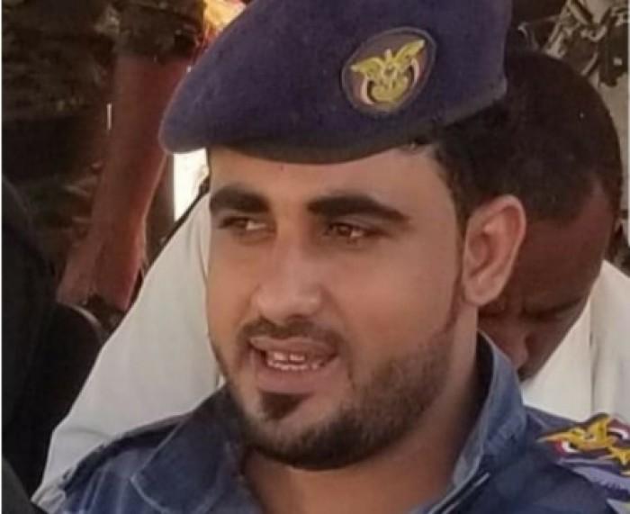 مصرع الإخواني صبري علي قائد شرطة أبين