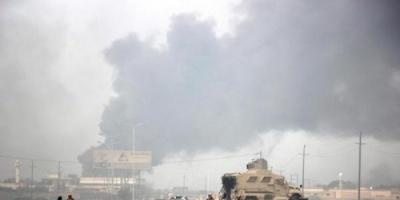 حرق المزارع.. إرهاب حوثي يضاعف مأساة المدنيين