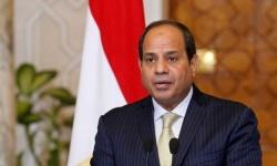 السيسي: أي تدخل مصري مباشر في ليبيا بات شرعيًا