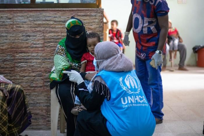 أوتشا: 422 ألف لاجئ في اليمن بظروف غير إنسانية