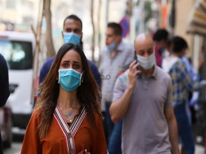 مصر تُسجل 89 وفاة و1547 إصابة جديدة بفيروس كورونا