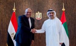 الإمارات تُعلن وقوفها إلى جانب مصر في حماية أمنها القومي