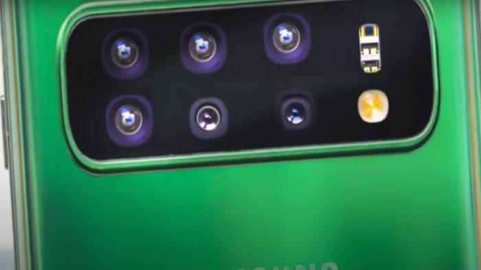 بـ6 كاميرات..سامسونج تطور هاتفا جديدا بمواصفات قياسية
