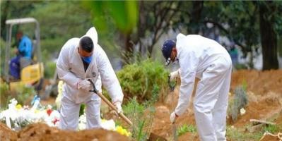 وفيات كورونا تتخطى حاجز الـ50 ألف حالة في البرازيل