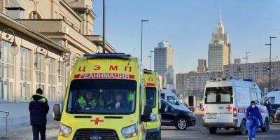 موسكو تسجل 20 حالة وفاة جديدة بفيروس كورونا