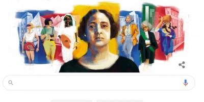 غوغل يحتفي بعيد ميلاد الناشطة المصرية هدى شعراوي