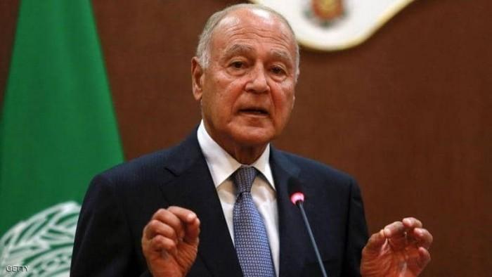 أبو الغيط: الحل السياسي هو السبيل الوحيد لاستقرار ليبيا