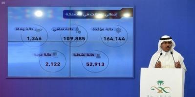 السعودية تسجل 3139 إصابة جديدة بكورونا و39 وفاة