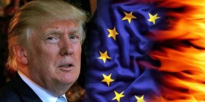 """حرب تجارية بين أمريكا وأوروبا.. """"ترامب"""" يعتزم فرض ضرائب عقابية على شركاء التجارة"""