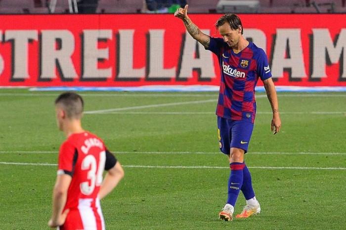راكيتيتش: برشلونة سيقاتل على لقب الليجا حتى النهاية