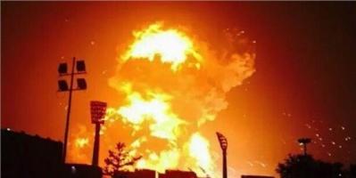 إيران تكشف عن سبب الانفجار الذي هزّ شرقي طهران