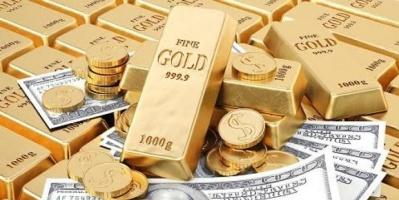 """صعود الدولار ومكاسب الأسهم يعرقلان الطلب على """"الذهب"""""""