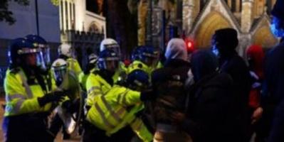 الشرطة البريطانية: إصابة أحد أفراد الأمن في حادث طعن بغلاسكو