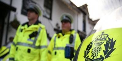 الأمن الاسكتلندي يقتل منفذ هجوم بغلاسكو إثر إطلاق النار عليه
