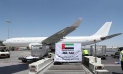 الإمارات تُغيث كردستان العراق بـ6 أطنان من المساعدات الطبية