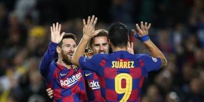 ميسي وسواريز يقودان قائمة برشلونة لمواجهة سيلتا فيجو