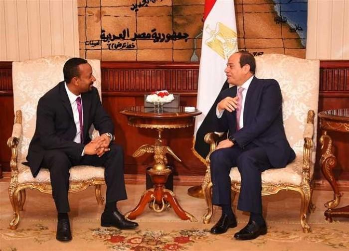 الرئيس المصري ورئيس وزراء إثيوبيا يشاركان في قمة أفريقية حول سد النهضة