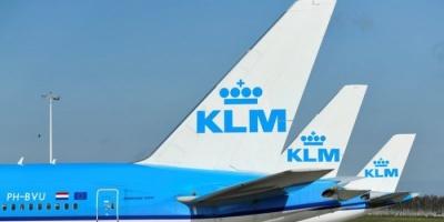 """هولندا تدعم شركة """"كيه.إل.إم"""" للطيران بـ 3.4 مليارات يورو"""