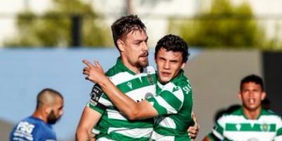 سبورتنج لشبونة يتغلب على بيلينينسيش بثلاثية في الدوري البرتغالي
