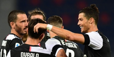 يوفنتوس يقسو على ليتشي ويتصدر الدوري الإيطالي