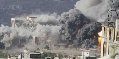 قصف مستشفى الجزام.. هجمات ضد الإنسانية تجيدها المليشيات الحوثية