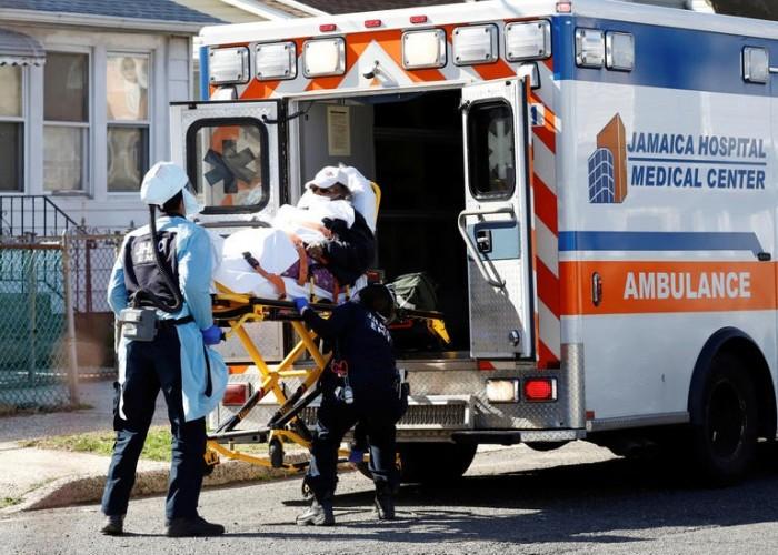 أمريكا تقترب من حاجز 2.5 مليون إصابة بكورونا