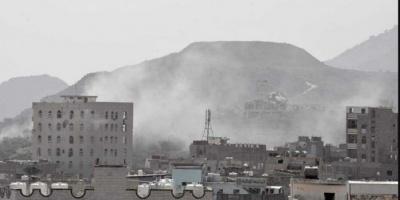 دمار الجريبة.. قريةٌ طالها إرهاب الحوثيين الغاشم