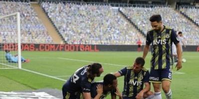 فناربخشة يفوز على مالاطيا سبور في الدوري التركي