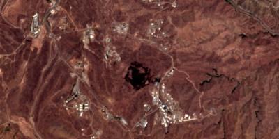 وكالة أمريكية تكشف العلاقة بين انفجار طهران وبرنامجها الصاروخي المشبوه