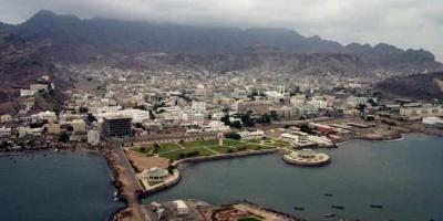 أمطار ورياح قوية على مناطق متفرقة في عدن